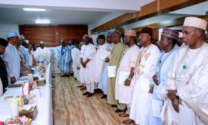 Governors of APC