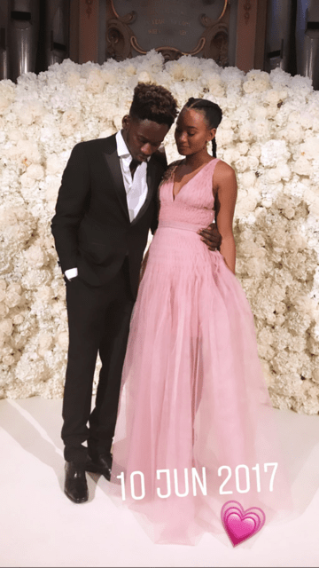 Temi Otedola celebrates her boyfriend Mr  Eazi's birthday