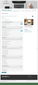 WordPress Online Course Curriculum