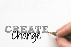 Take Action. Create change. Become an influencer
