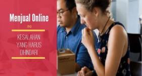 Kesalahan Menjual Online