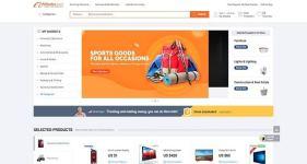 belanja di Alibaba
