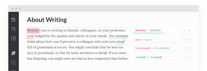 grammarly-in-use