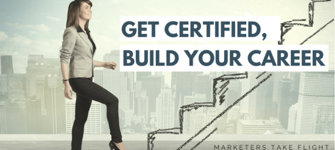 Get Certified, Build Your Career