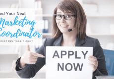 Find Your Next Marketing Coordinator