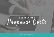 Calculating Proposal Costs