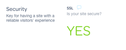 do i have an SSL?