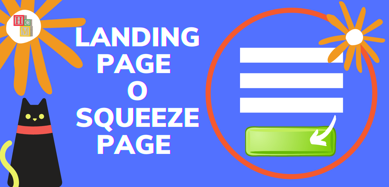 Landing Page e Squeeze Page