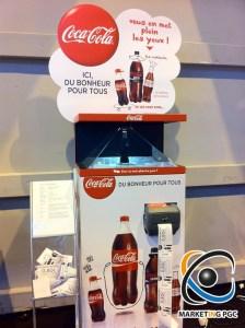 Coca Cola BR Hologramme
