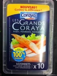 Les grands Coraya