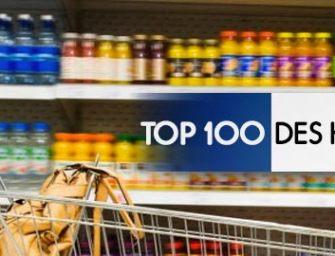 Les 100 Plus Gros Hypermarchés de France 2012