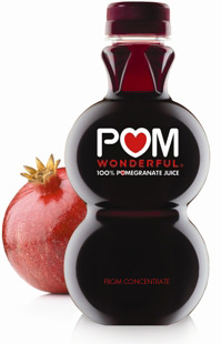 POM Wonderful bouteille