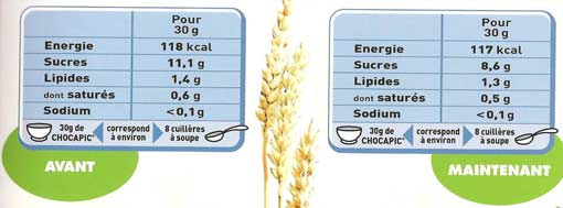 Chocapic-nutrition