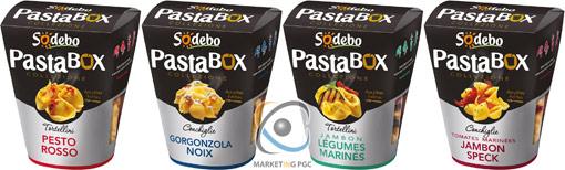 Pastabox Sodebo