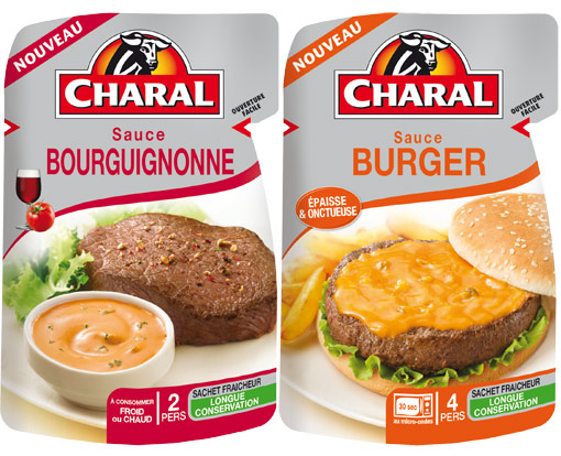 Sauces-Charal