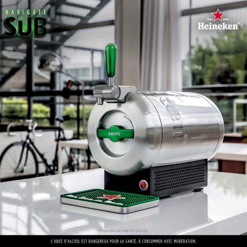 Heineken-The-Sub-ambiance