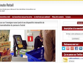 Marketing PGC Rencontre La Minute Retail