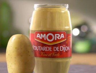 Un mois, une marque : Amora, 80 ans d'amour du goût