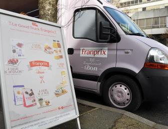 Franprix lance son Good Truck