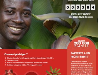 Côte d'Or Au Secours Du Cacao