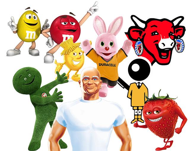 L'étude réalisé par Opinion Way a porté sur XX mascottes