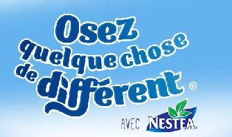 « Osez quelque chose de différent », la campagne Nestea qui rafraîchit !