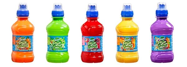 """Les Fruit Shot, dernière innovation """"boisson"""" chez Teisseire"""