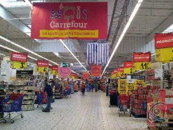 Du 23/09 au 17/10 les hypers Carrefour seront aux couleurs de son mois anniversaire