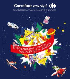 Le prospectus de Noël de CRF MKT (29/10 au 19/11) est enrichi dans sa version digital