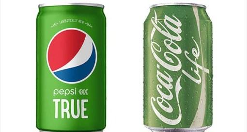 pepsi-coca-cola