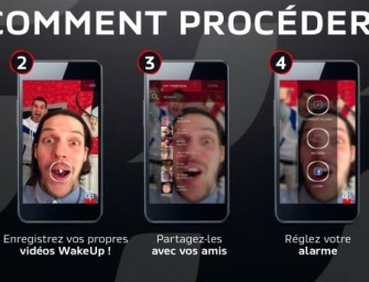 Nescafé Wake Up : meilleure appli mobile ?