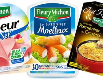 Un mois une marque : Fleury Michon (Cadeau inside)