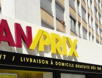 Les péripéties du logo Franprix