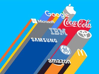 Les 100 marques qui comptent en 2015 [Infographie]