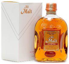 All Malt, le dernier cru du distiller japonais Nikka explose les ventes de la catégorie whisky premium