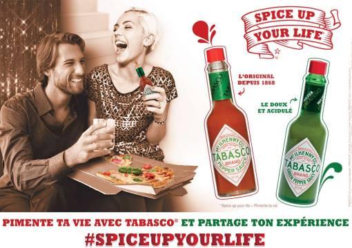 Spice Up Your Life de Tabasco