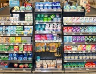 Le marché du chewing-gum se dégonfle