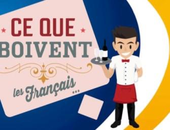Que boivent les français ?