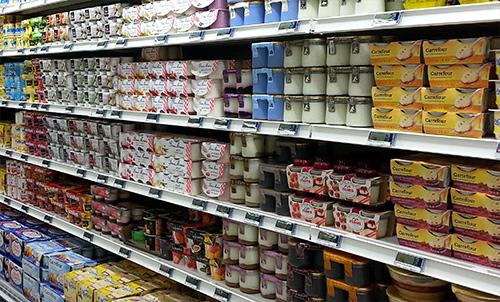 A partir du 1er janvier 2017, l'étiquetage de l'origine sera obligatoire sur les ingrédients constitutifs d'au moins 50 % des yaourts, beurres et fromages notamment.