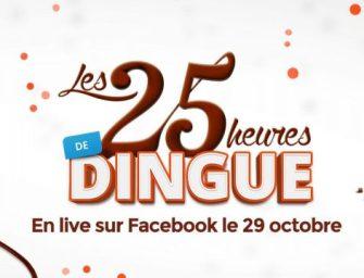 Les 25 heures de live Kinder Bueno !