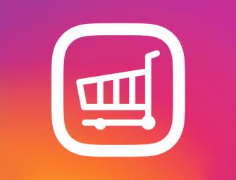 Instagram : du réseau social au site de vente en ligne