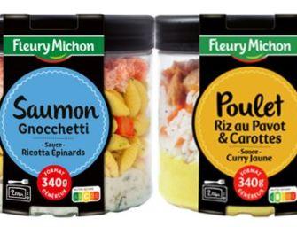 Fleury Michon lance Cook'in Jar, une nouvelle gamme de Box