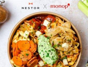 Monoprix développe des corners Nestor