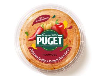 Puget se lance au rayon frais