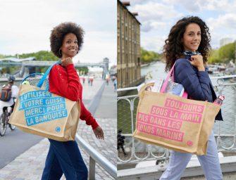 E.Leclerc dit adieu aux sacs plastiques