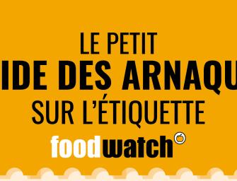 Retour sur les arnaques du «Calendrier du Vent» Foodwatch
