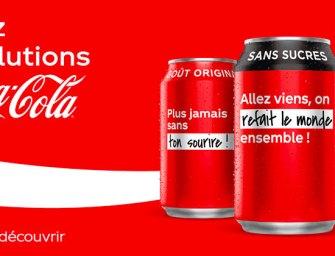 Les résolutions 2021 à partager de Coca-Cola