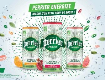 Perrier, nouvel entrant sur le marché des boissons énergisantes