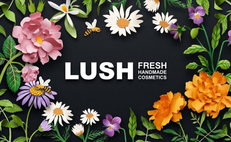 Marketing Mix Of Lush