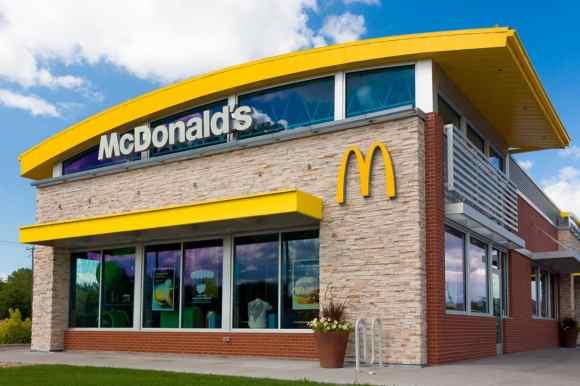 فك رموز نموذج عمل ماكدونالدز